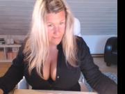 Meine Chefin Carola 40 Jahre