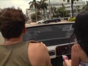 Scene 5 From Teen Hitchhikers Miami Style