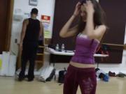 Victoria Justice BFB Rehearsal NON NUDE