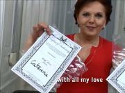 Mature Catalina send's her Love