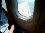 Public Masturbation In A Plane