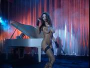 sexy big boobs legend veronika hot night club striptease 2