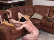 WHIPPED ORAL SLAVE