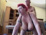 bbw redhead fucked and fisted