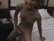 Cute young lady boy