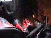 She LOVES Her Car!!!