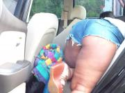 BBW Car Wash Daisy Dukes!!!