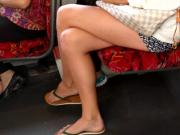 Bare Candid Legs - BCL#191