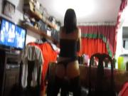 Bailando y mamando