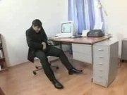 Hot Secretary Simone Style
