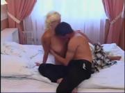 Blonde MILF Has Early Morning Sex
