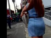 Candid Sexy Ass of Turkish Girl