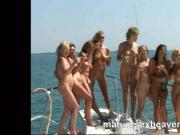 Granny's More Yacht Orgy Part 4