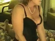 Mature married white slut takes hard Black Cock in hotel