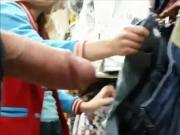 Watching bulge in public dickflash - 7