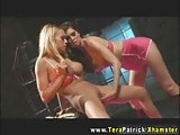 Tera Patrick - Pussy bondage Extreme