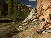 Outdoor climbing fun