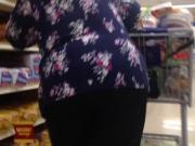 Granny wide ass