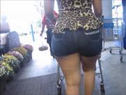 Sexy Latina Bottom Ultra Slo-Mo