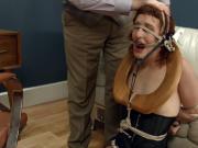 Mistress Margot Brutally Dominated