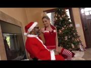 Ooh it's Black Santa
