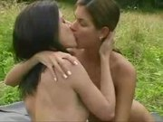 Lucie and Cecilia - Sex in the countryside