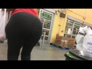 Donkey booty in line