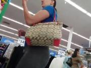 Cutie At Walmart