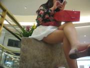 BootyCruise: Asian Shopping Mall Leg Art 2