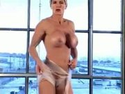 Big Fake Tits Bodybuilder - By Fire-Ice