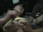 Drunk Teengirl fucked in Train 1