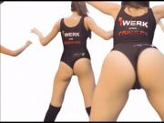 Beautiful Dancing & Bouncing Asses Part 1