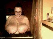 Big Tits Camwhore licks Nipples
