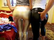 double fitting Lycra