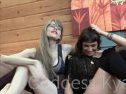 Stroke Your Tiny Penis for Goddess Kyaa and Janey Jones JOI