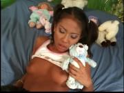 Jade Marcela anal teen