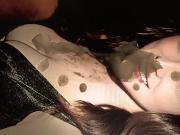 Anna Kendrick sexy smile cum tribute cam1
