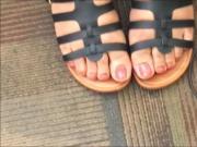 Ari Sexy Toes