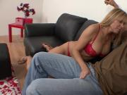 Stacked MILF Babe Loves Younger Men!