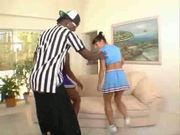 Sugar&Ariana swap & swallow cum