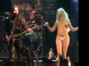 Naked Marina - Korrozia Metalla sex show