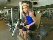 kelly ripa workout nude