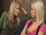 Young Tara Lynn gets a Surprise visit from Nicole Moore