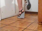 I miei piedini e le mie zeppe nuove per voi