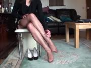 LONG LEGS IN STOCKINGS 2