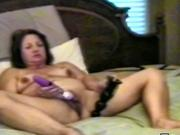 SLUT ANN mature slut masterbating