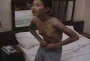 Young vigin Thai lady boy