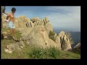 Mahe - Au sommet d'une colline