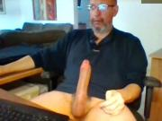 DAD W THICK SMALL HEAD HOT CUM P1