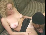 mature blonde slag creampied by bbc